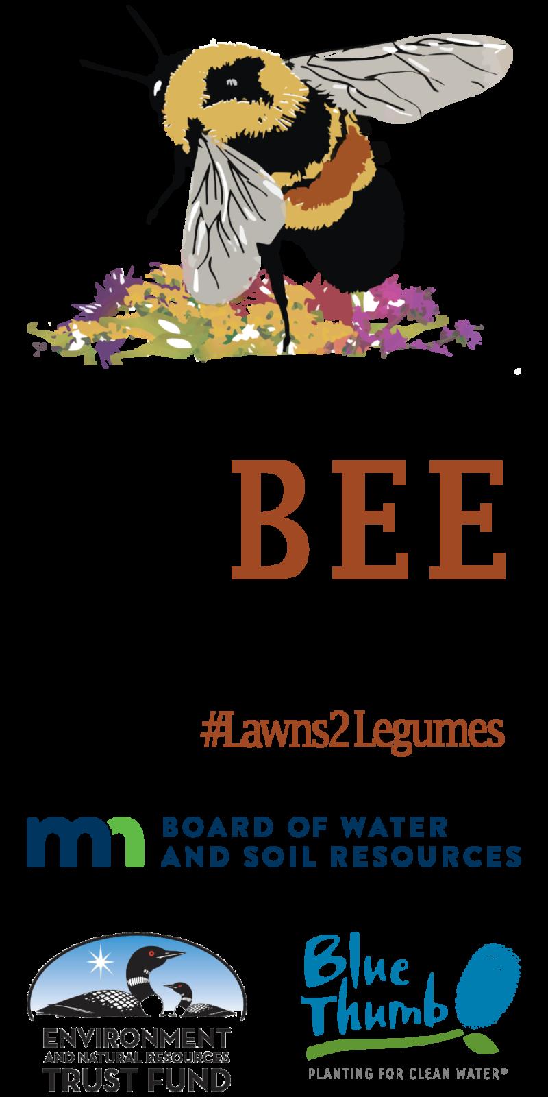 #Lawns2Legumes